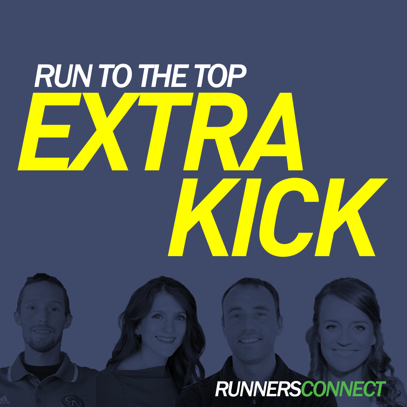 Daily Running Podcast - Runners Connect